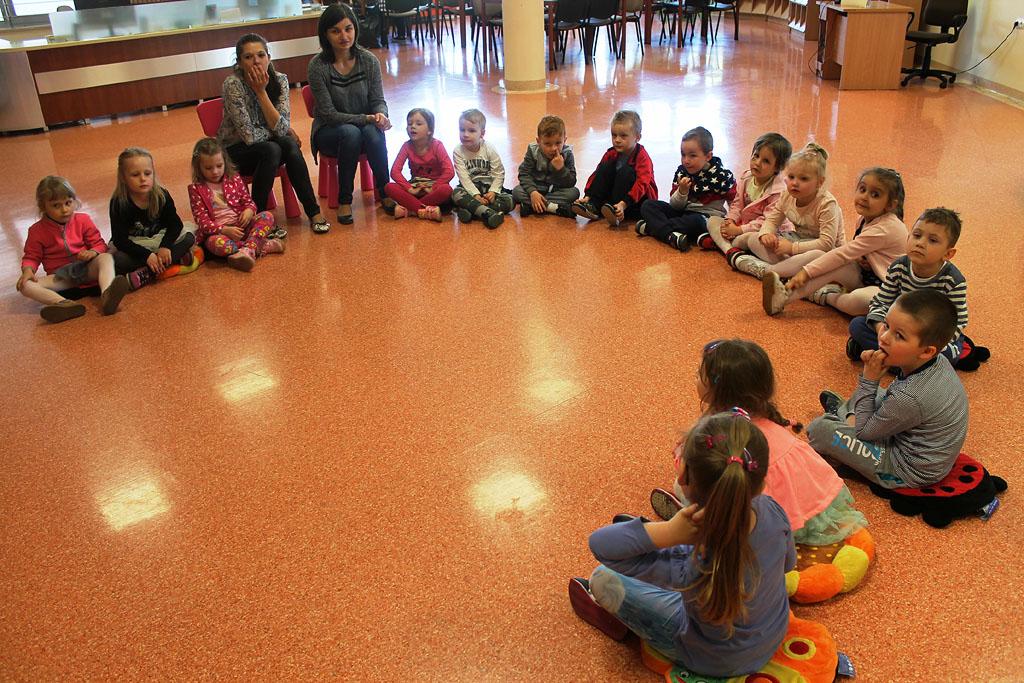 Artykuł: Przedszkolaki rozmawiały o bezpieczeństwie