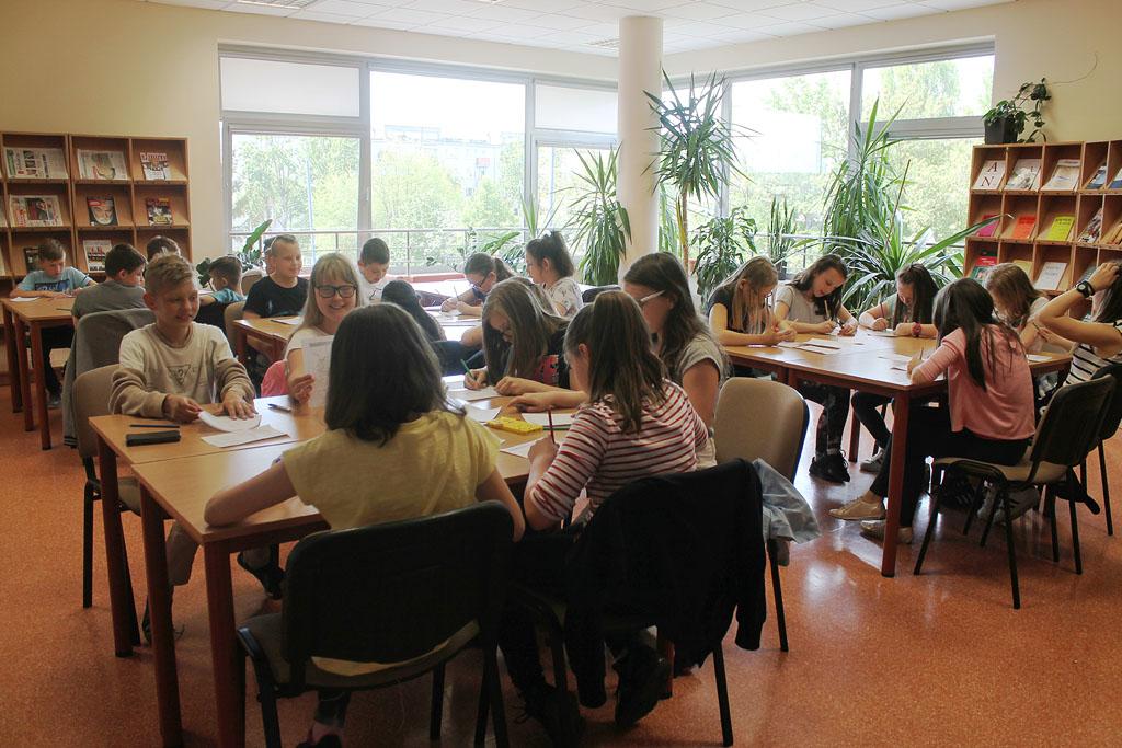 Artykuł: Uczniowie SP nr 1 poznali mnemotechniki