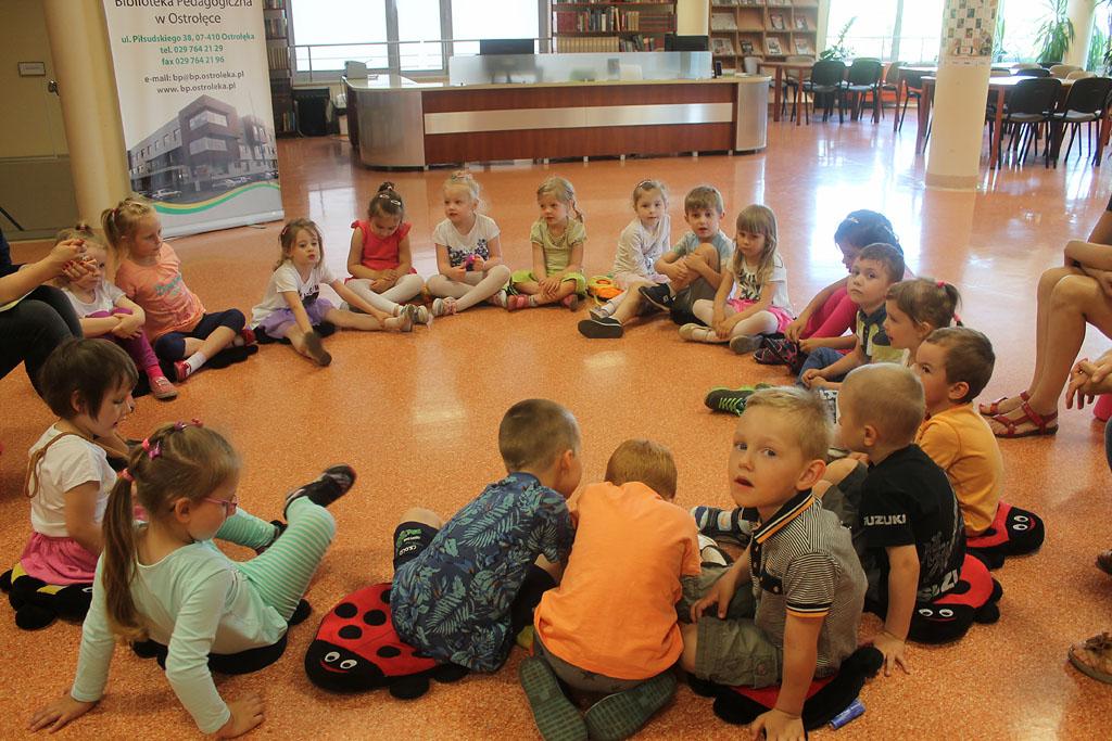 Artykuł: Przedszkolaki rozmawiały o dobrych manierach