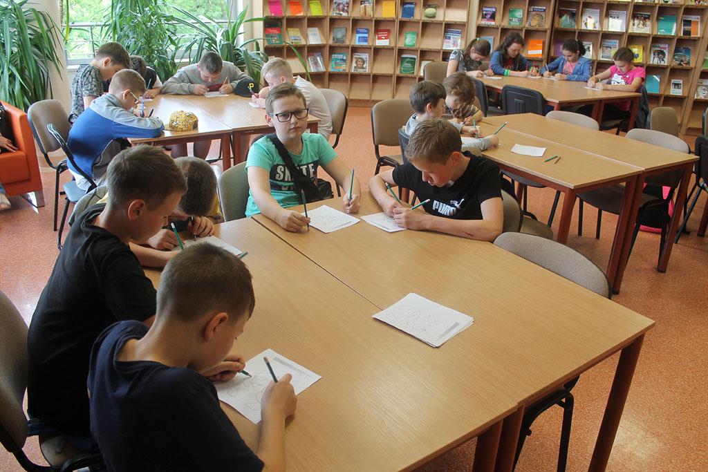 Artykuł: Uczniowie  poznali mnemotechniki