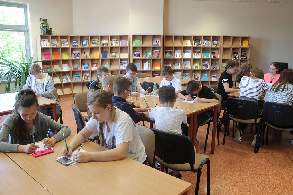 Artykuł: Uczniowie SP nr 10 poznali techniki pamięciowe