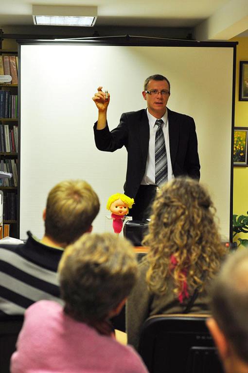 Artykuł: Edukacja zdrowotna w Bibliotece Pedagogicznej w Wyszkowie