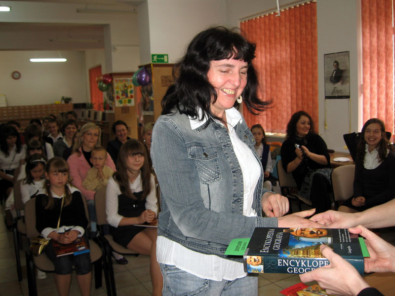 Artykuł: Wyniki konkursu 'Przepisy na udane urodziny - moja książeczka kucharska'