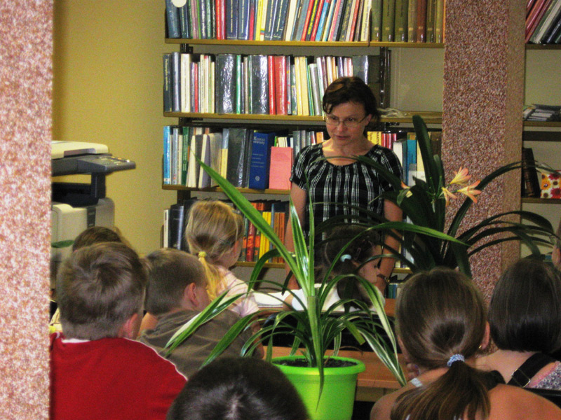 Artykuł: Odkrywanie Biblioteki Pedagogicznej w Wyszkowie