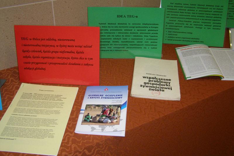 Artykuł: Tydzień Edukacji Globalnej - Wyszków 2010