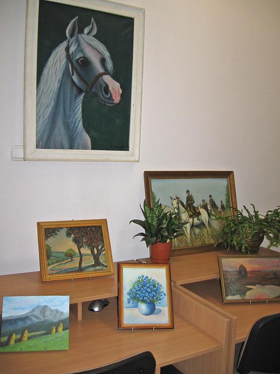 Artykuł: Wystawa twórczości Pani Zofii Stanowskiej